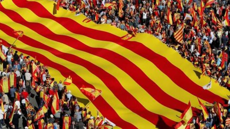 Quand l'Espagne ne veut pas prendre son indépendance par rapport à la Catalogne