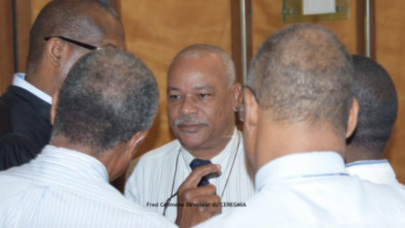 Appel à la population contre le culot monstre de Fred Célimène, ex-directeur de l'ex-CEREGMIA