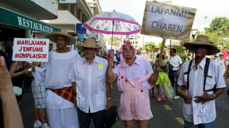 """CHABEN"", HEROS DU CARNAVAL 2016 EN MARTINIQUE"