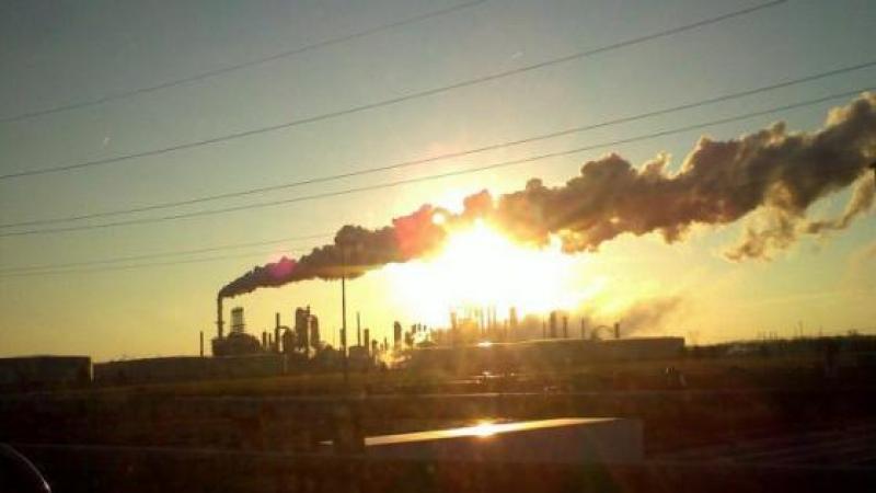 90 ENTREPRISES SONT RESPONSABLES DE 50 % DU RECHAUFFEMENT CLIMATIQUE