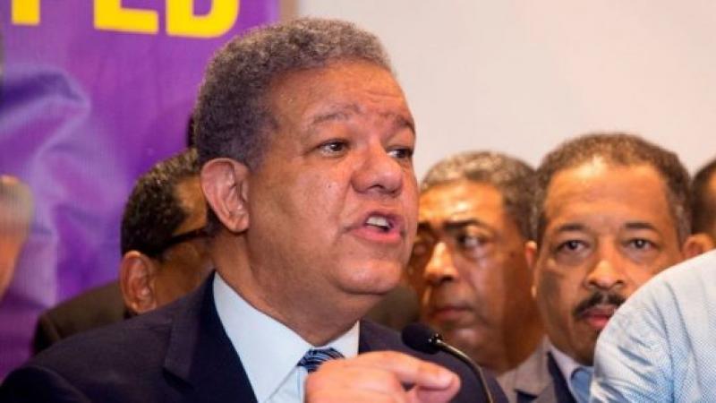 Aseguran Leonel será candidato a la Presidencia por coalición 18 partidos