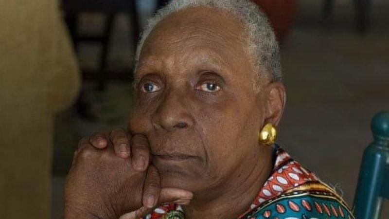 Le rire créole : entretien avec Maryse Condé