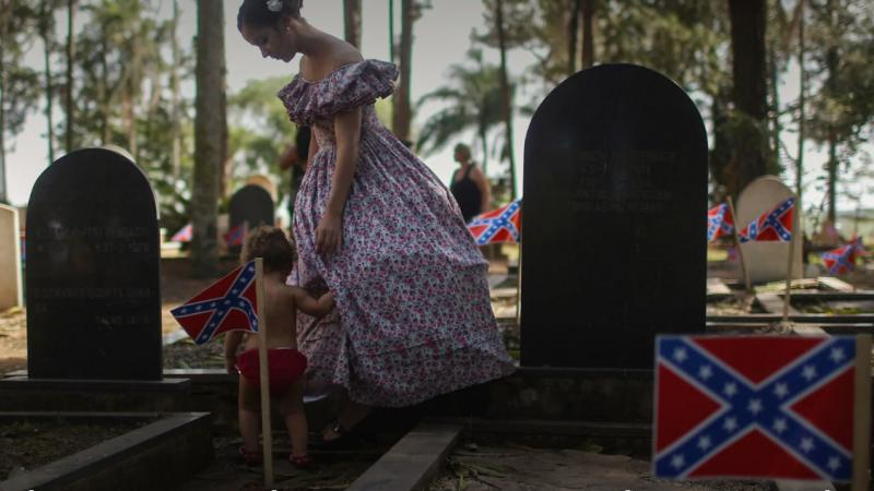 The Confederacy Made Its Last Stand in Brazil