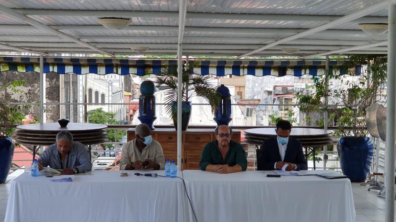 CHRONIQUE DE L'AGENDA JUDICIAIRE DU DIRECTEUR DE PUBLICATION DE MONTRAY KREYOL (MK)