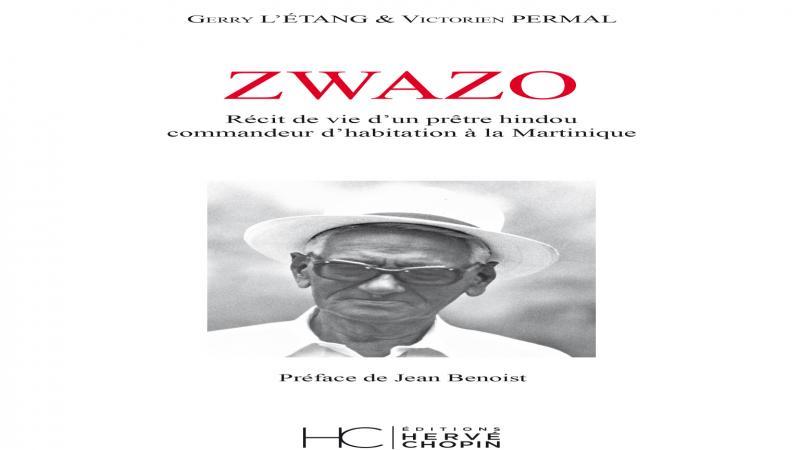 Présentation du livre : « Zwazo. Récit de vie d'un prêtre hindou »