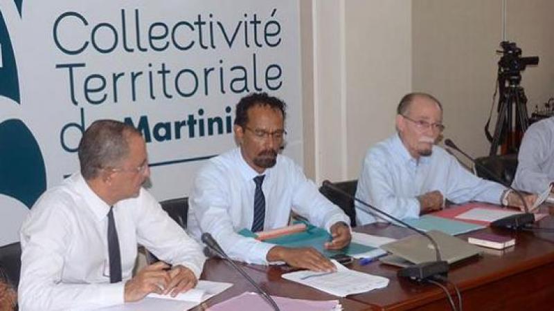 TCSP : LA MISE AU POINT D'ALFRED MARIE-JEANNE, PRESIDENT DU CONSEIL EXECUTIF DE LA CTM