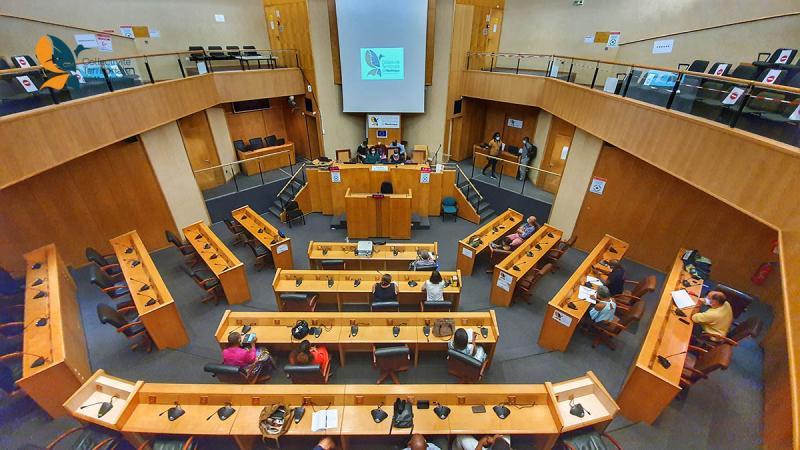 CTM 2021 : Majorité (26 sièges), Opposition (25 sièges)