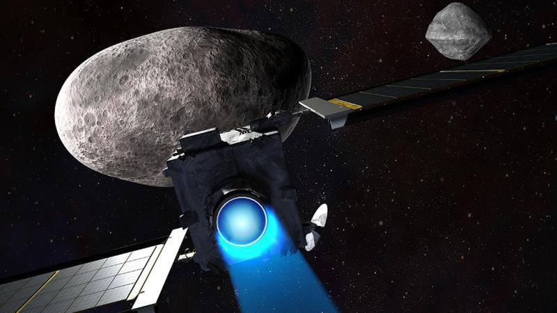 Comment dévier un astéroïde tueur ?