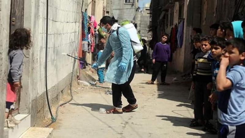 Face à un ennemi invisible à Gaza