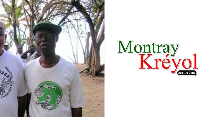 Pascal Tourbillon soutient Montray Kréyol