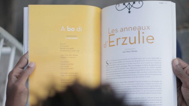 Jean E. Samson nous parle de DO KRE I S, la revue des cultures créoles