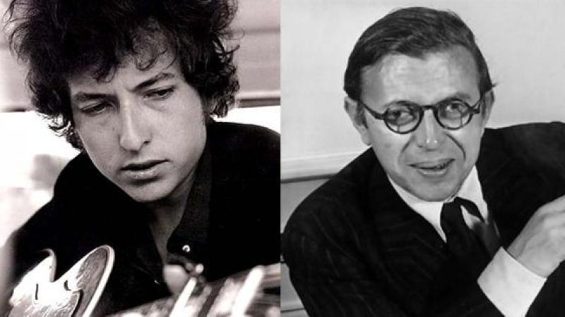 Si zot wè Bob Dylan té ka rifizé Nobel la...