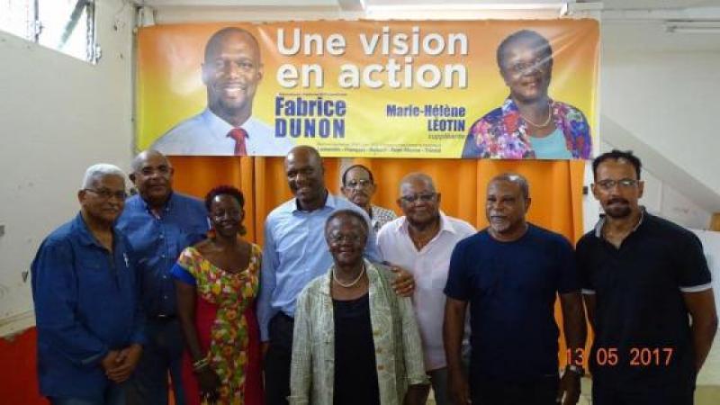 Fabrice Dunon en pôle position pour les législatives sur le Centre-Atlantique