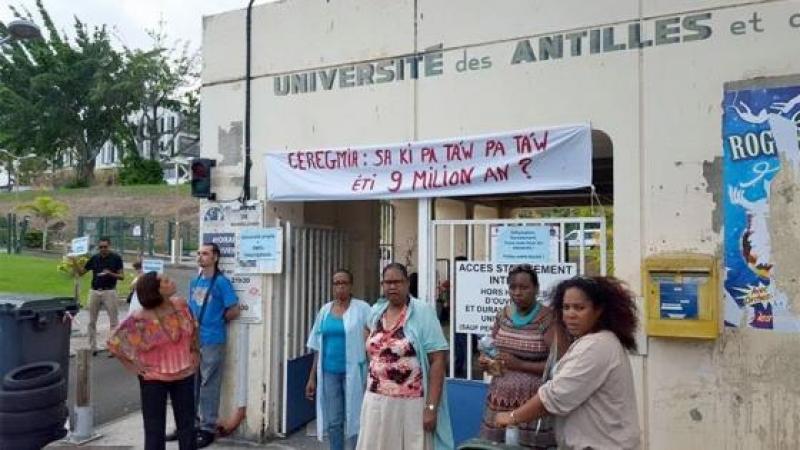 Martinique. Corinne Mencé-Caster exclusif sur CCN. : « j'ai été clouée au pilori par les médias... »