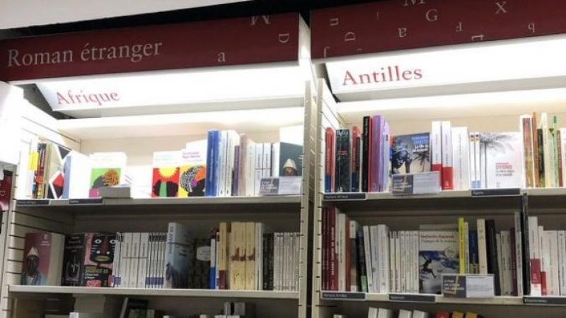 Césaire, Condé, Confiant… des auteurs étrangers selon la FNAC