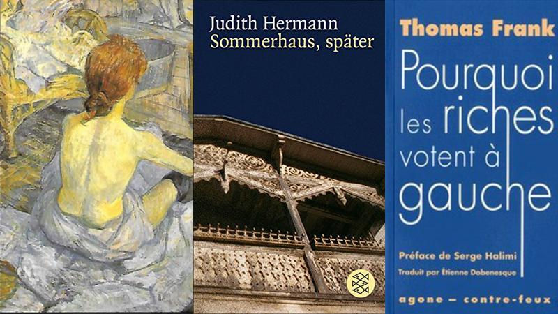 Fernand Fortuné : mes 3 livres de l'année 2020