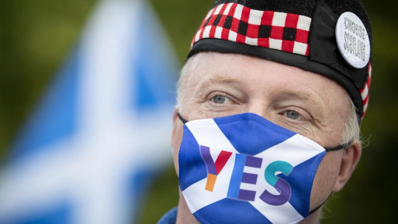 Scottish independence : Yes support soars to 55 per cent in Panelbase poll