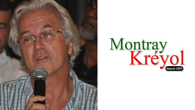 CHARLES W. SCHEEL SOUTIENT MONTRAY KREYOL
