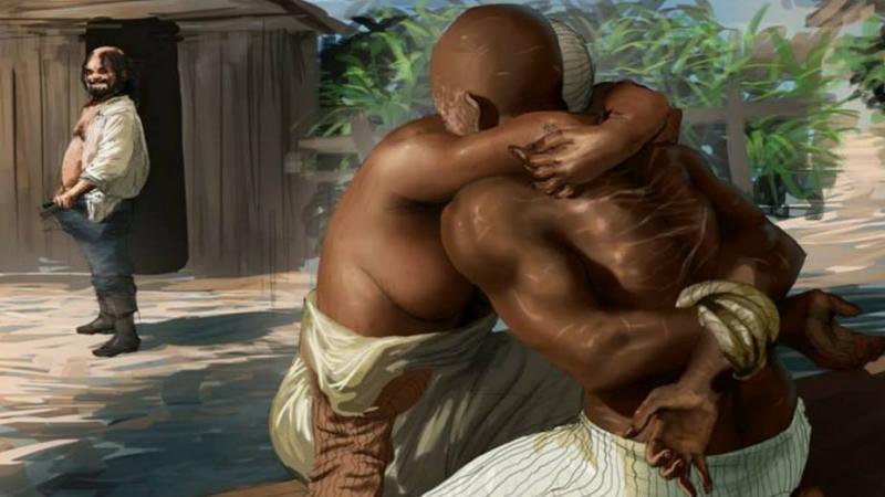 GEOGRAPHIES DE L'ESCLAVAGE SUR LE PLATEAU DES GUYANES : MOBILITES, HERITAGES, DISCOURS