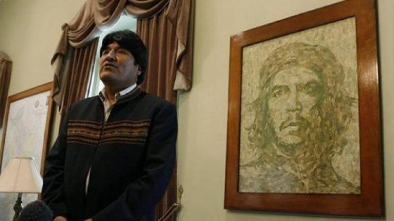 Evo Morales: Ernesto Che Guevara es inmortal para Bolivia y el mundo