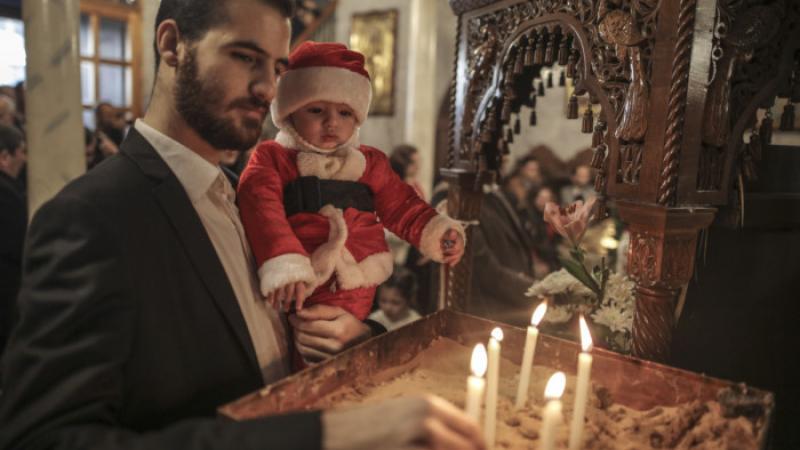 Les chrétiens de Gaza privés d'aller à Bethléem pour Noël