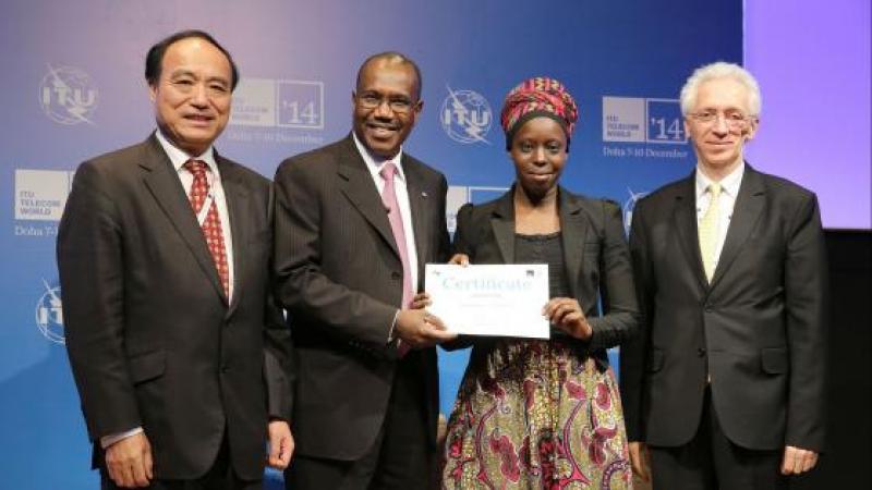 Fatoumata Kebe, docteure en astronomie