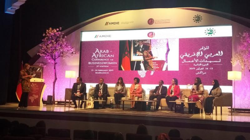 Manifeste de la 2ème Conférence des Femmes d'Affaires Arabes et Africaines