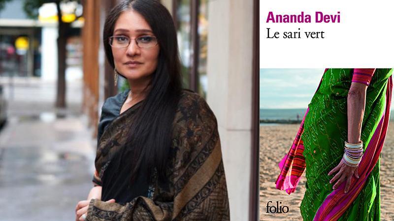 """Le Sari vert"" d'Ananda Devi : un terrible monologue"