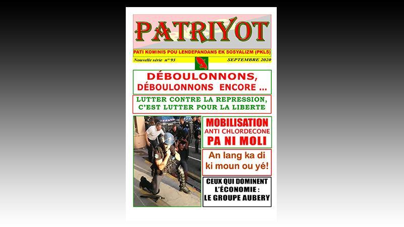 Patriyot #93 Septembre 2020
