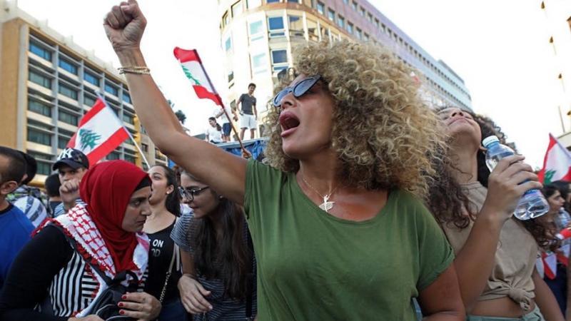 Les Libanais entre exaltation et angoisse, vent debout contre la corruption des élites