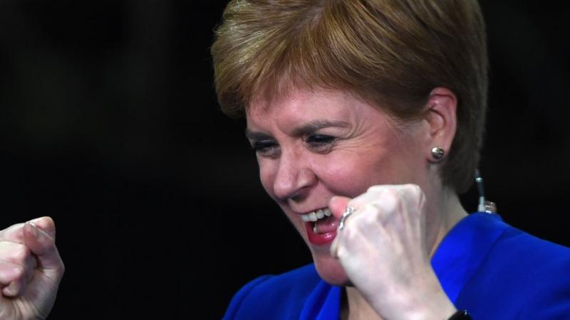 Vagues nationalistes en Ecosse et en Irlande du Nord