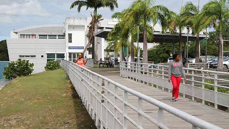 """Motion des """"Commissions Recherche"""" des Pôles Guadeloupe et Martinique de l'Université des Antilles"""