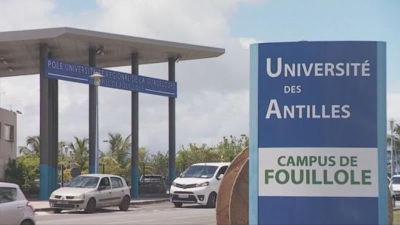 """Eustase Janky (président de l'Université des Antilles) : """"La gestion des fonds européens est soumise à des règles strictes"""""""