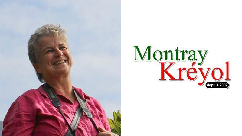Francesca Palli sostiene Montray Kréyol