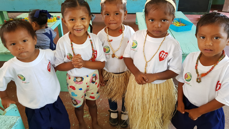 The Guyanese school educating indigenous children in their native language