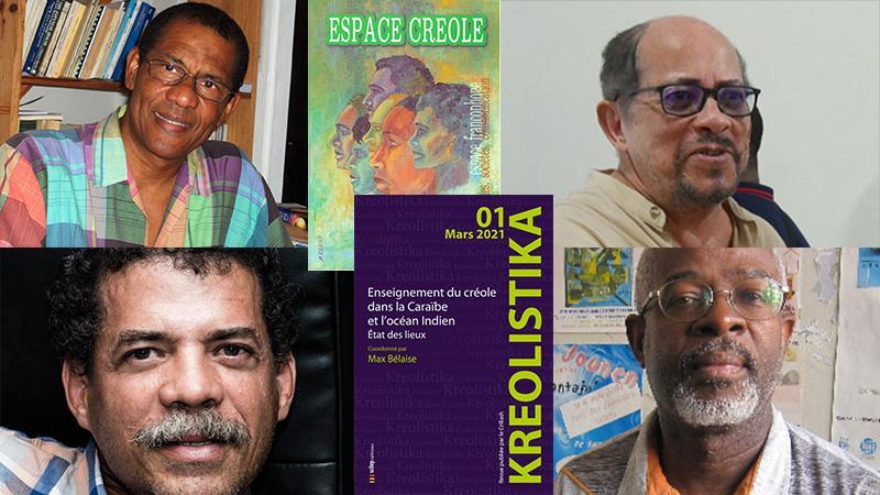 """Revue """"Kreolistika"""" : un nouveau départ pour la créolistique à l'Université des Antilles"""