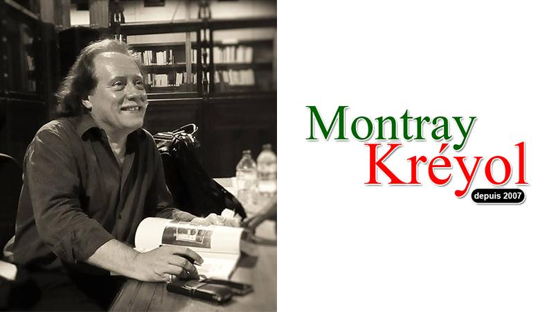Dominique Berthet : soutien à Montray Kréyol
