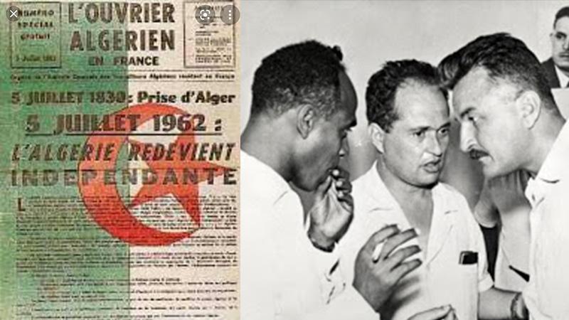 5 juillet 1962 : l'Algérie devient indépendante