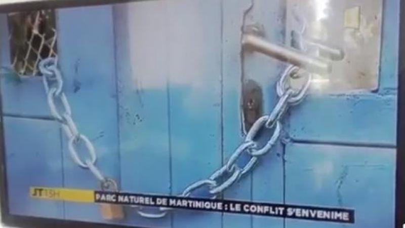 Parc Naturel de Martinique : la dictature d'une poignée de grévistes (sur 149 employés)