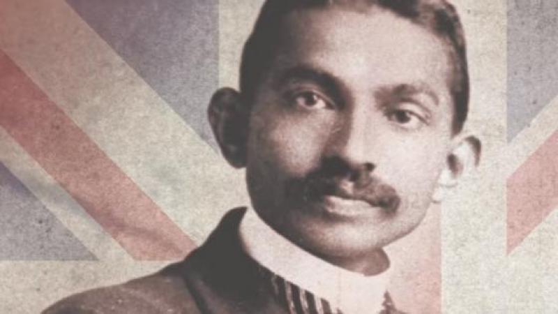 WHAT DID MAHATMA GANDHI THINK OF BLACK PEOPLE?