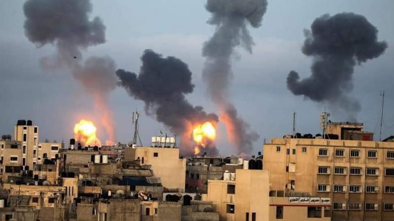 Bombardements israéliens sur la bantoustan de Gaza : 9 enfants tués