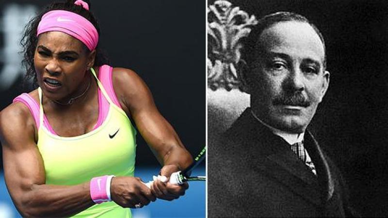 Vous connaissez Serena Williams, mais pas Daniel Williams...