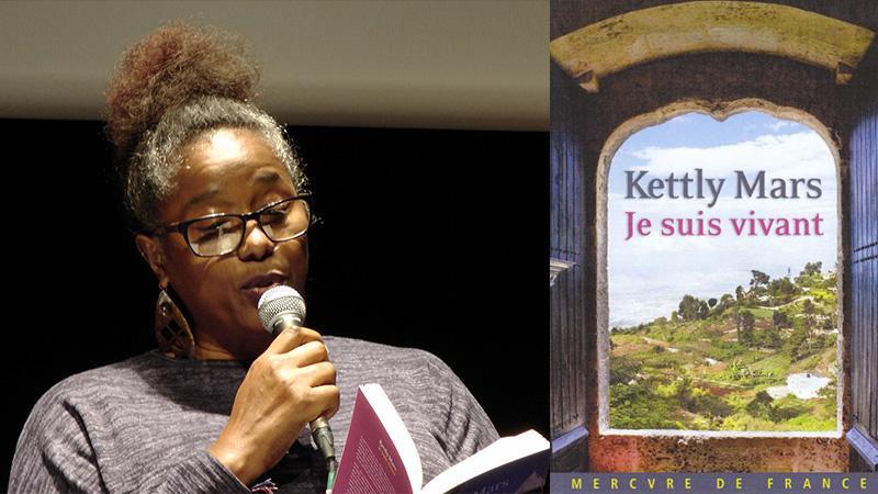 Kettly Mars: «La littérature nous apprend à être des hommes!»