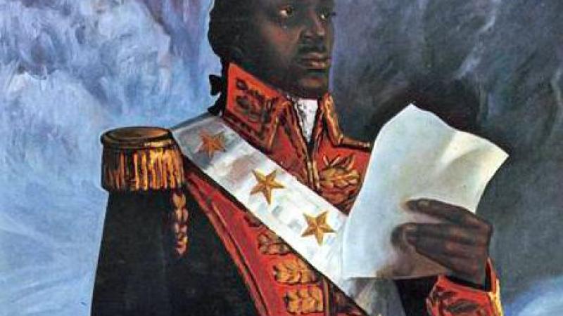 """10 mai 2021 : Un numéro spécial de l'émission """"Secrets d'histoire"""" sur France 3 consacré à Toussaint Louverture"""