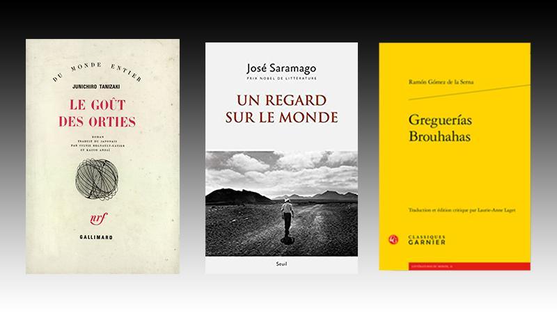 André Lucrèce : mes trois livres de l'année 2020
