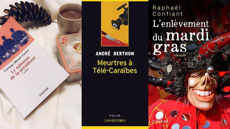 Trois livres avec comme arrière-plan le scandale du CEREGMIA