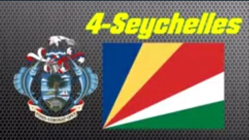 Sur 55 pays africains : l'île Maurice (3è) et Seychelles (4è)