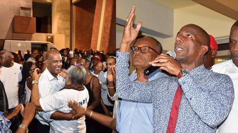 Législatives Martinique : Nou bon ké sa ! Nou bon ké zot !