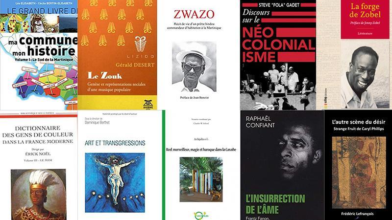 Publications 2017-2919 des enseignants de la Faculté des Lettres et Sciences humaines de l'Université des Antilles (1è partie)
