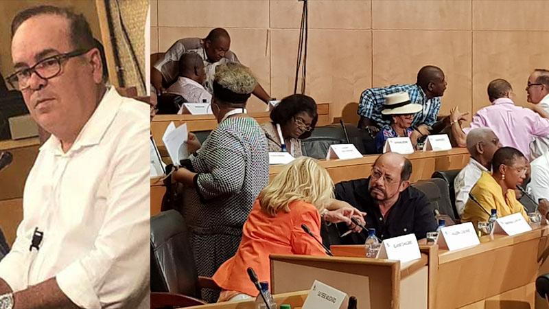 Motion du CESECEM en soutien au Pôle Martinique de l'Université des Antilles